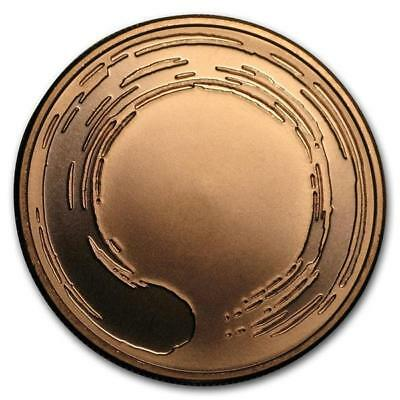 1 Unze Copper Shield Round 2017 MiniMintage (Enso) 999,99 AVDP