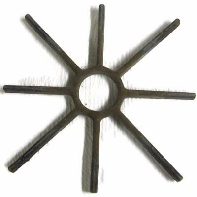 Commercial West Bend Gas Stove Top Burner Grate 12812 - Cast Iron Star Primitive