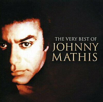 The Very Best of Johnny Mathis -  CD CUVG The Cheap Fast Free Post The Cheap