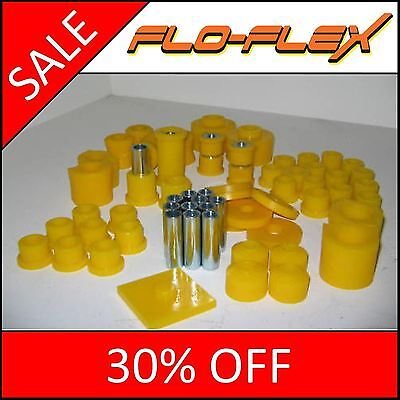 Triumph Spitfire Suspension Bushes Front & Rear Kit in Poly Flo-Flex