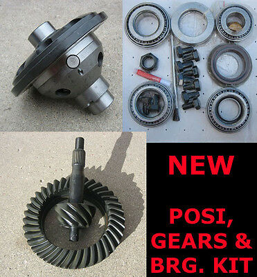 "8"" Ford Trac-Lock Posi - Gear - Bearing Kit Package - 3.25 Ratio - 8 Inch NEW"
