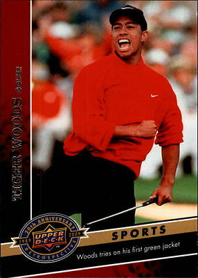 2009 Upper Deck 20th Anniversary (#1001-2000) - You Choose - *WE COMBINE S/H*