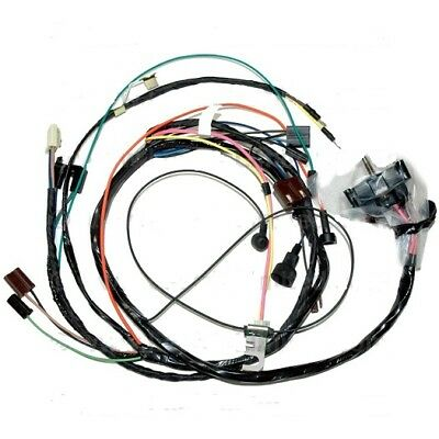 Wondrous Engine Wiring Harness W Hei Chevy Gmc 70 71 72 Pickup Truck Blazer Wiring Cloud Hisonuggs Outletorg