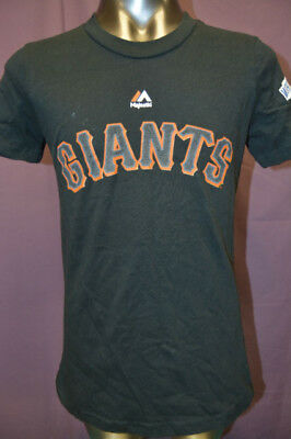 821d25c99 Majestic MLB Youth Girls San Francisco Giants Buster Posey Shirt LOOK S