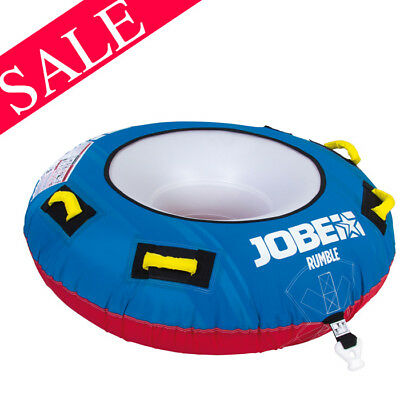 NEW 2017 Jobe Rumble 1 Person Inflatable Towable SAVE 30%