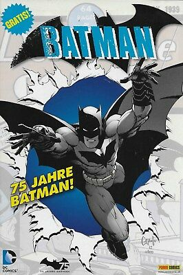 Batman - 75 Jahre Batman! Gratis Comic 2014
