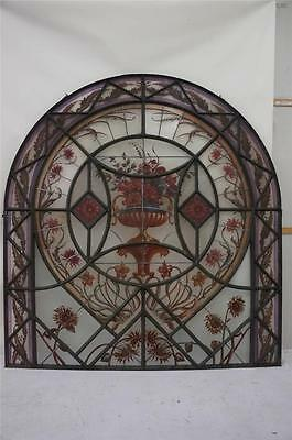 Monumental Stained Glass Window - Victorian Stained Glass - Stained Glass