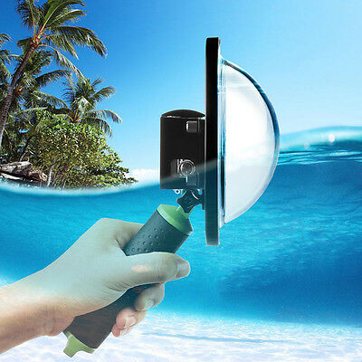 CO_ Under Water Dome Port Diving Camera Lens Cover Case for Gopro Hero 4 3+ Prop