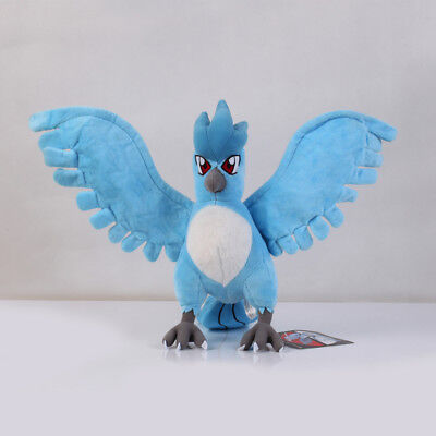 Pokemon Center Articuno Plush Anime Stuffed Doll Soft Toy 9 inch Xmas Gift