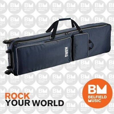 Korg Krome 88 Note Deluxe Keyboard Soft Case Carry Bag - BNIB - BM