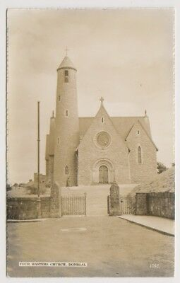 Ireland postcard - Masters Church, Donegal - RP