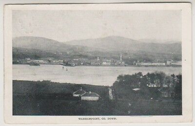 Northern Ireland postcard - Warrenpoint, Co. Down - P/U 1905