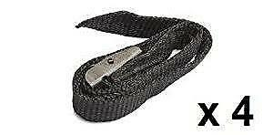 Thule 9502 9503 9402 9403 4 x Spare Straps for RideOn Cycle Carrier 34140
