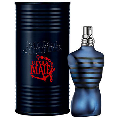 Jean Paul Gaultier Ultra Male 200ml EDT Eau de Toilette Intense Spray OVP!