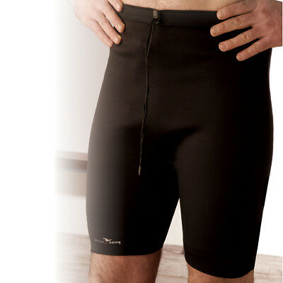 Precision Training Neoprene Warm Heat Retention And Compression Shorts