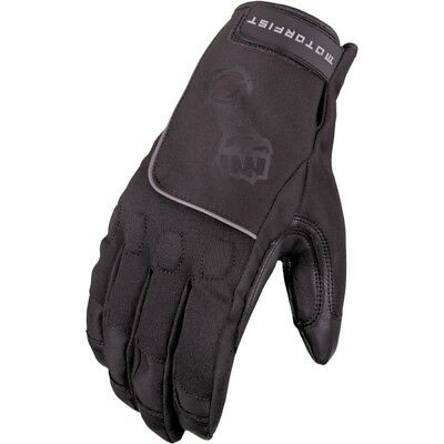 Motorfist Men's WOT Glove - Waterproof Windproof Insulated Breathable - Black