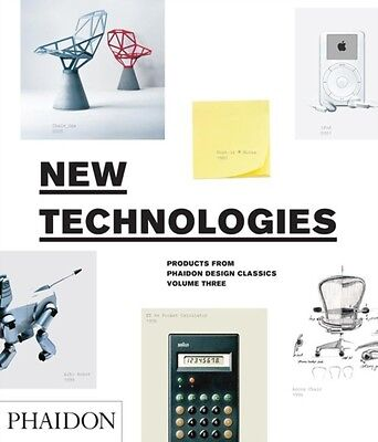 New Technologies: Products from Phaidon Design Classics (Hardcove. 9780714856674