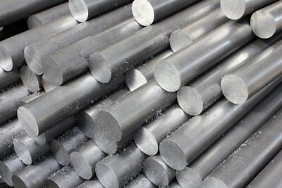 Aluminium Round Bar / Rod /  Many sizes and lengths Aluminum Multivariation