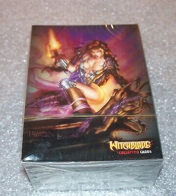 WITCHBLADE Collector Cards   Complete Trading Card Set