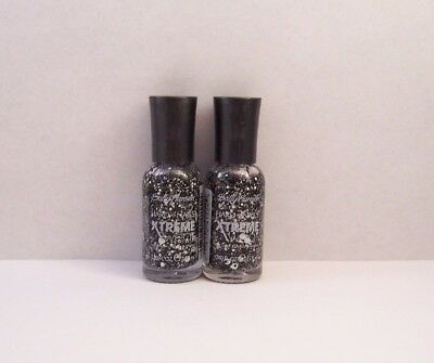 Lot of 2 Sally Hansen HARD AS NAILS XTREME WEAR NAIL POLISH 295 PIXEL PERFECT