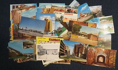 1250+ Large Collection of Postcards