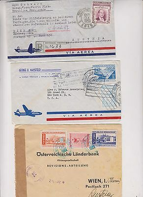 DOMINICAN REPUBLIC ,nice lot covers #