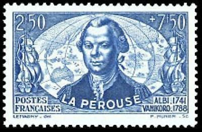 """FRANCE STAMP TIMBRE N° 541 """" LA PEROUSE """" NEUF xx LUXE"""