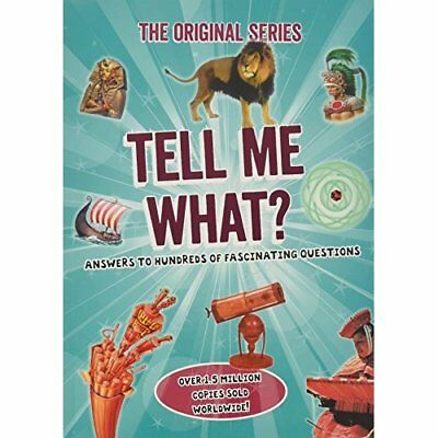 Tell Me What? (Tell Me Series) - Paperback NEW Octopus Books ( 2014-10-31