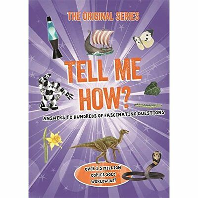 Tell Me How? (Tell Me Series) - Paperback NEW Octopus Books ( 2015-05-07