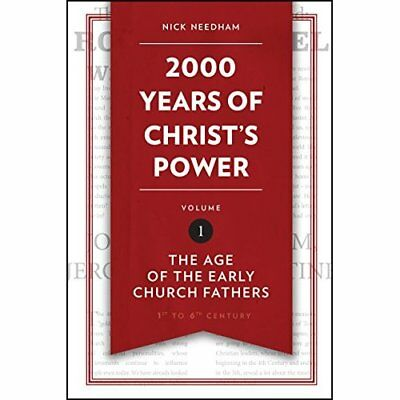 2,000 Years of Christ's Power Vol. 1: The Age of the Ea - Hardcover NEW Nick Nee