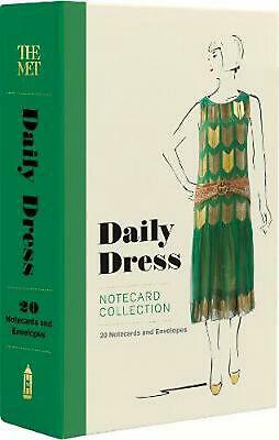 Daily Dress Notecards by The Metropolitan Museum of Art Free Shipping!