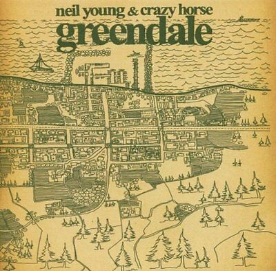 Neil Young & Crazy Horse - Greendale (Int'... - Neil Young & Crazy Horse CD 4PVG