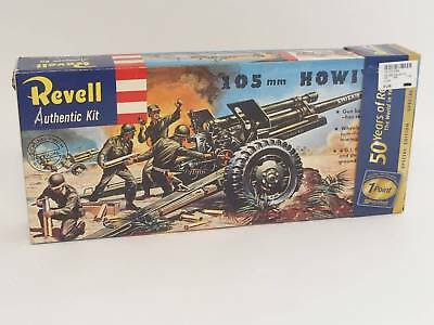 Revell Authentic Kit 1/72 - No. H-539 105mm Howitzer OVP NEU
