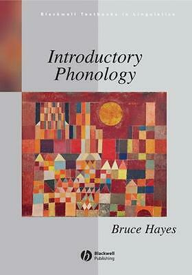 Introductory Phonology (Blackwell Textbooks in Linguistics) (Pape. 9781405184113