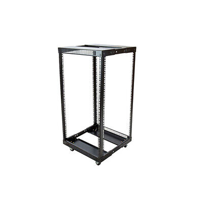 "Titan AV Premium 19"" 18RU In-Cabinet / Open Server Rack"