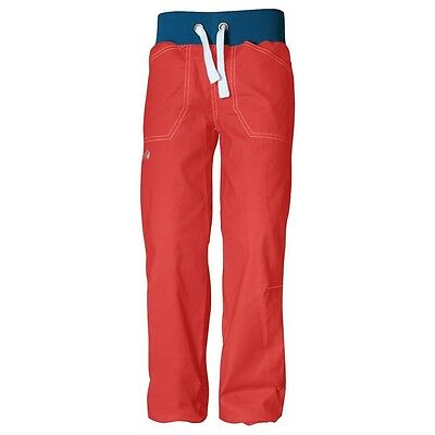 ABK Zenoo Pant, Children´s Climbing Pants, Outdoor trousers, light magma