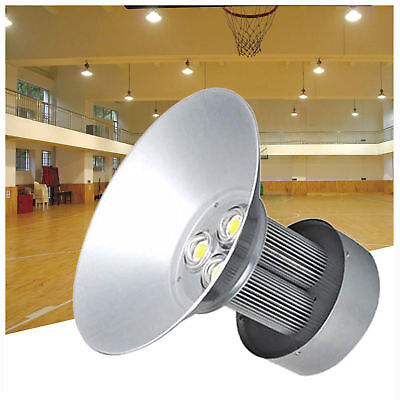 LED High Bay Warehouse Light With Heat Sink Cool White Factory 90W-1000W Equival
