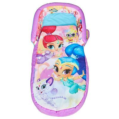 Official Shimmer And Shine My First Ready Bed Junior Childrens Sleepover