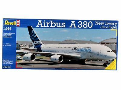 Revell 04218 - 1/144 Airbus A380 - New Livery - Neu
