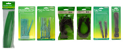 Andersons Tree Shrub & Plant Ties Wire, Plastic, Soft Heavy Duty Packs Discounts