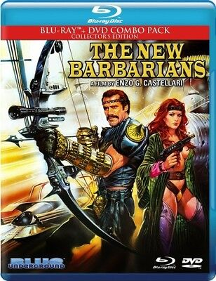 The New Barbarians [New Blu-ray] With DVD, Collector's Ed