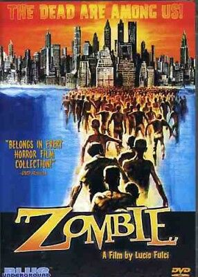 Zombie [New DVD] Zombie [New DVD] Remastered