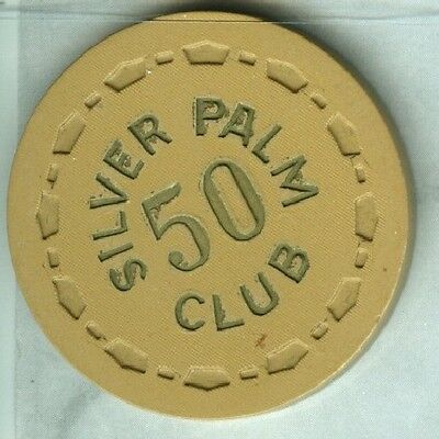 SILVER PALM CARD ROOM CASINO (PALM SPRINGS, CA) (50 CENT CHIP) (SU).xls