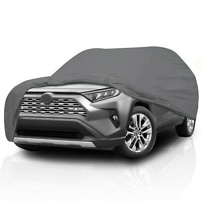 [CSC] Waterproof Full Compact SUV Crossover Car Cover For Toyota RAV4 2006-2017
