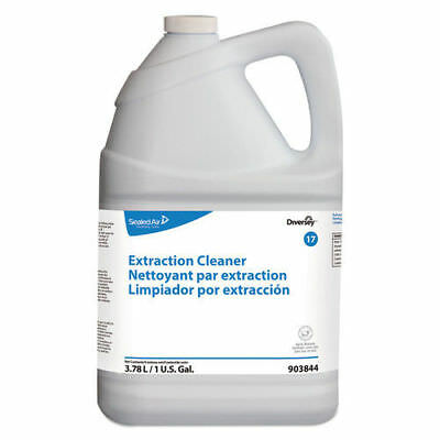 Diversey Carpet Extraction Cleaner Floral Scent 1 Gal 4/ctn 903844 NEW