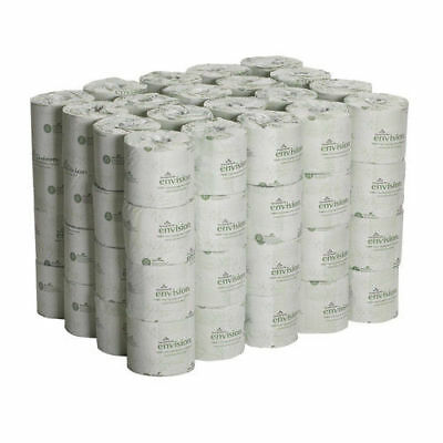 Envision 550 Sheets/Roll Professional Bath Tissue (80-Pack) 1988001 New