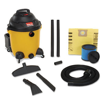 Shop-Vac 12 Gallon 5.0 Peak HP Right Stuff Wet/Dry Vacuum 9625110 NEW