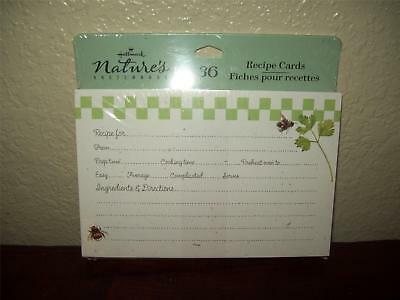 Marjolein Bastin Recipe Cards NEW in Package