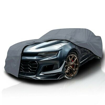 [CSC] 5 Layer Full Car Cover For Chevy Camaro 1975 1976 1977 1978 1979 1980 1981