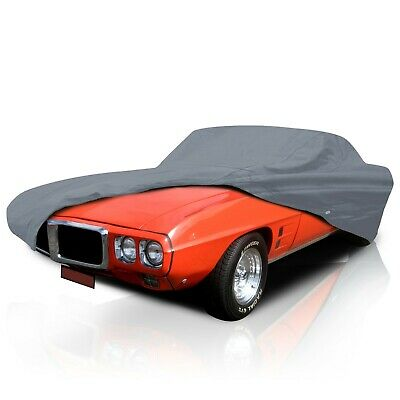[CSC] 4 Layer Full Coverage Car Cover For Ford Falcon 2-door 1960 1961 1962 1963